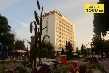 Hotel Magnólia - v září