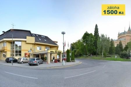 Hotel Pod Zámkom - v srpnu