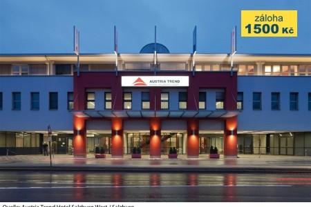 Austria Trend Hotel Salzburg West (Ei)