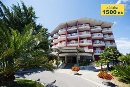 Hotel Haliaetum Mirta - v říjnu