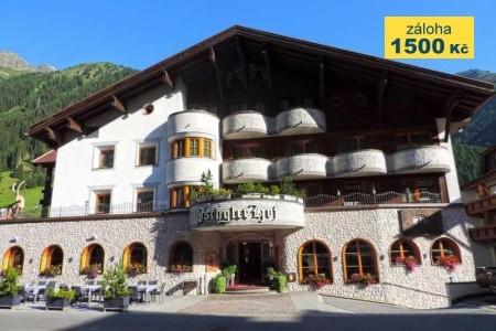Alpenhotel Ischglerhof ****s. - hotel