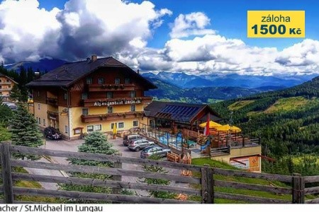 Alpengasthof Bacher, St. Michael Im Lungau