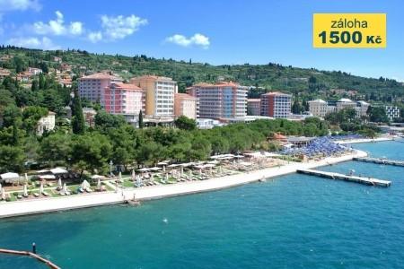 Hotel Mirna - v srpnu