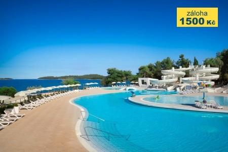 Tourist Resort Villas Rubin - Apartmány, Chorvatsko, Rovinj