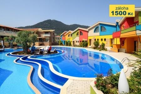 Alexandra Golden Boutigue Hotel - letní dovolená u moře