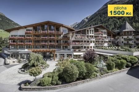 Das Central - Alpine . Luxury . Life - v srpnu