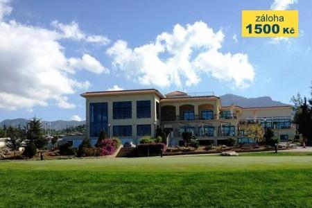 Korineum Golf & Beach Resort - v srpnu