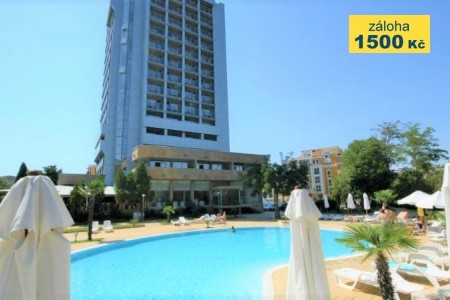 Hotel Kamenec Nesebr, Bulharsko, Nesebar