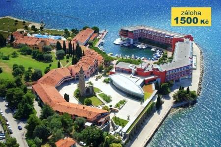 Hotel Histrion - letní dovolená u moře
