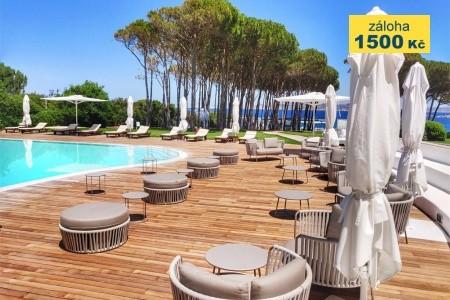 La Coluccia Hotel & Beach Club - v srpnu