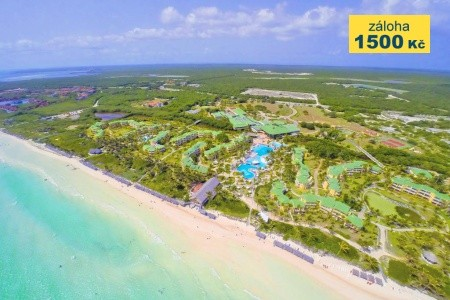 Tryp Cayo Coco - hotel