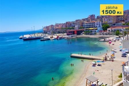 Hotel Titania - letní dovolená u moře