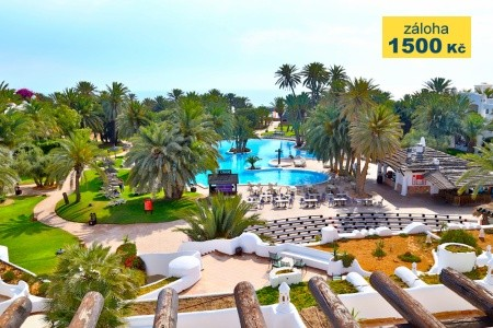 Odyssee Resort Thalasso & Spa - v červenci
