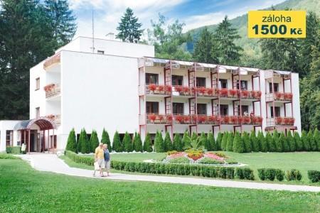 Hotel Malá Fatra - v září