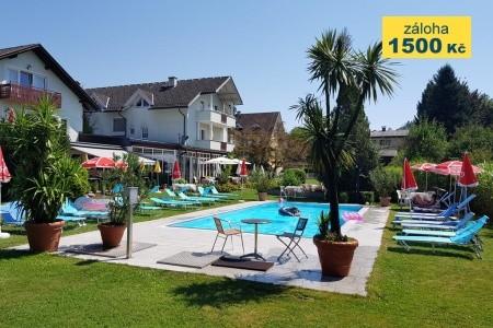Familienhotel Villa Flora - vily