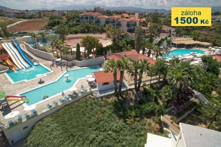 Rethymno Mare Royal & Water Park - polopenze