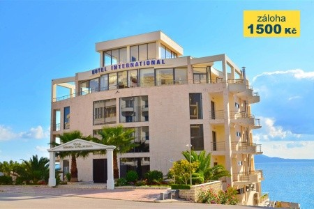 Hotel Saranda International - last minute