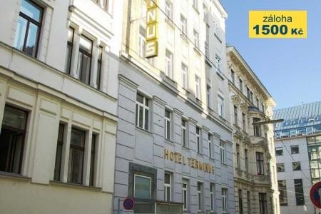 Hotel Terminus - v září
