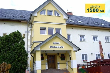 Hotel Žákova hora - v květnu