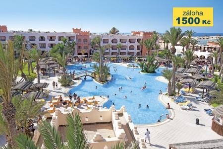 Safira Palms - letní dovolená u moře