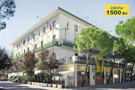 Lido Di Jesolo / Hotel International
