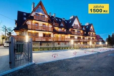 Gerlach House & Spa Z Sauną - v srpnu