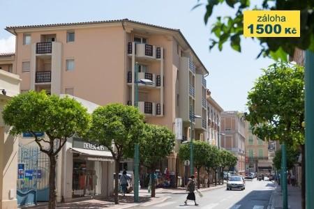 Rezidence Les Citronniers - v září