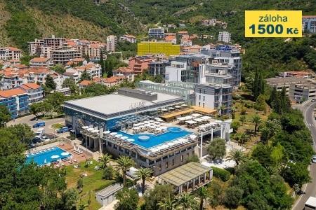 Falkensteiner Hotel Montenegro - Bečići - hotel