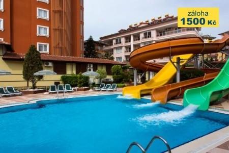 Villa Moonflower Aparts & Suites - ubytování v soukromí