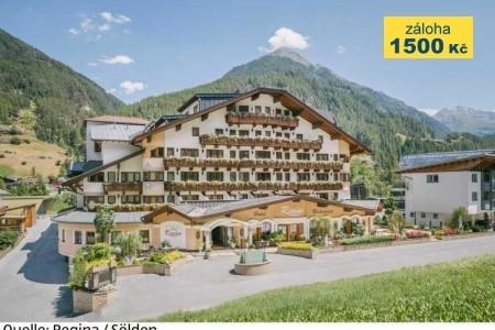 Hotel Regina ****s.