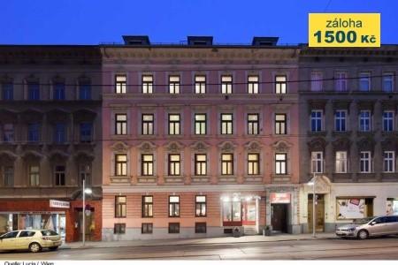Hotel Lucia - v červenci