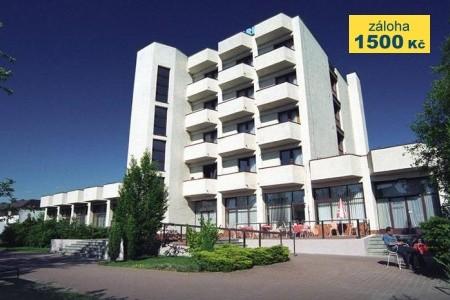 Vietoris Ensana Health Spa Hotel - v srpnu