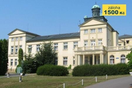 Hotel Zámeček Polopenze First Minute