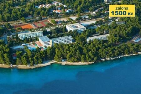 Hotel Lavanda (Hvar) - v červenci