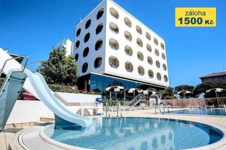 Hotel San Pietro**** - Cesenatico - zájezdy