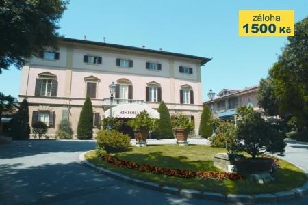 Hotel Villa Delle Rose - v červenci