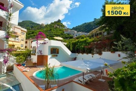 Hotel Villa Romana**** - Maiori - Last Minute a dovolená