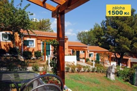 Naturist Resort Koversada (Appartements) - v červenci