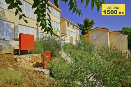 Adriatiq Resort Fontana - v srpnu