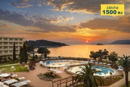 Remisens Hotel Albatros - letní dovolená