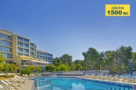 Aminess Grand Azur Hotel - letní dovolená u moře