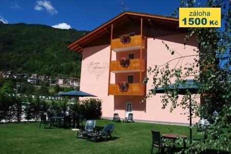 Hotel Garni Arnica - podzimní dovolená