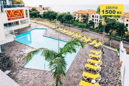 Raga Madeira Hotel - plná penze
