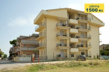 Residence La Perla - Alba Adriatica - hotel