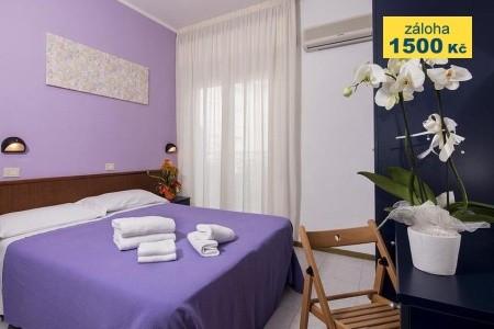 Hotel Milano*** - Gatteo A Mare - zájezdy