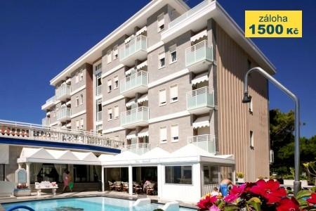 Hotel Danieli***ˢ - Caorle Ponente - luxusní dovolená
