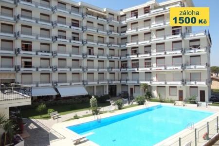 Residence Astro - Caorle Porto Santa Margherita - v srpnu