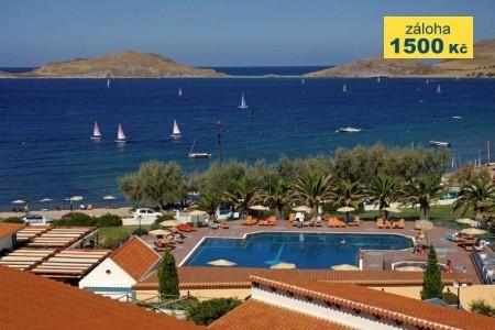 Lemnos Village - plná penze