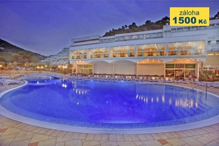 Hotel Narcis - plná penze