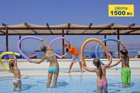 Remisens Hotel Epidaurus - v červenci